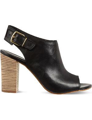 CARVELA Asset leather sandals