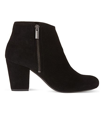 CARVELA Super suede ankle boots (Black
