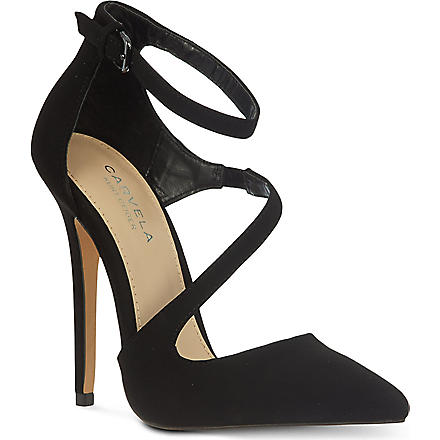 CARVELA Attack heels (Black