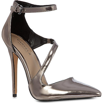CARVELA Attack metallic courts (Gunmetal
