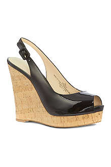 NINE WEST Leggy wedges