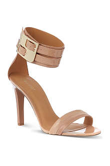 NINE WEST Estrilada leather sandals