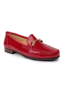 CARVELA Mariner patent leather loafers