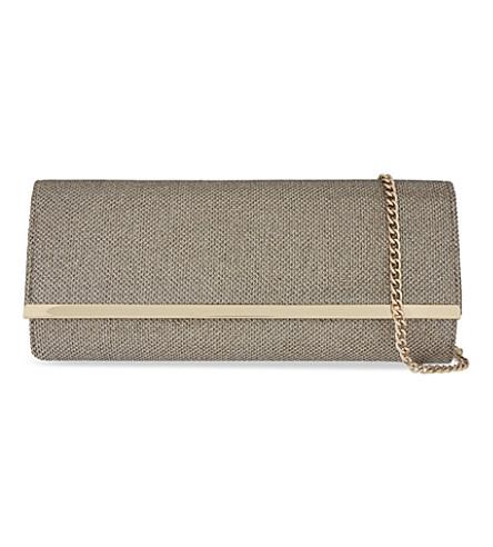 MISS KG Tamera clutch bag (Gold
