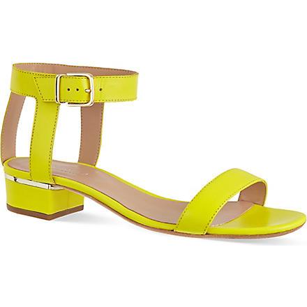 CARVELA Kandle sandals (Lime