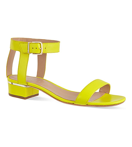 CARVELA Kandle sandals (Lime