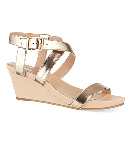 CARVELA Kouple sandals (Bronze