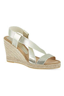 CARVELA Kot wedge sandals