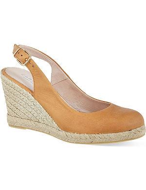 CARVELA Kat wedge-heeled sandals