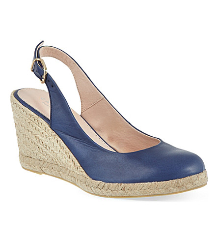 CARVELA Kat wedges (Navy