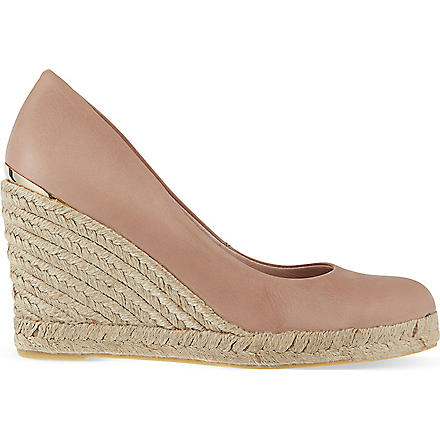 CARVELA Kut wedges (Nude