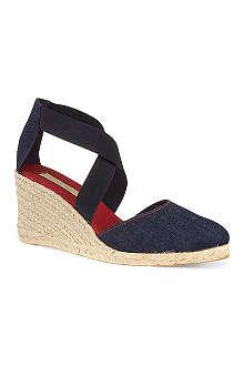 NINE WEST Memory2 wedge sandals
