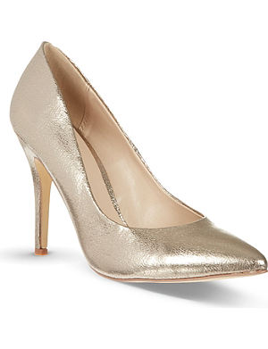CARVELA Apollo metallic courts