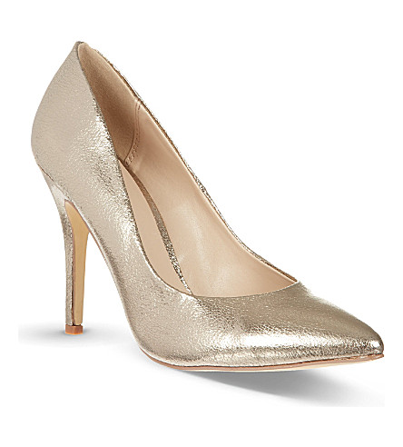 CARVELA Apollo metallic courts (Silver