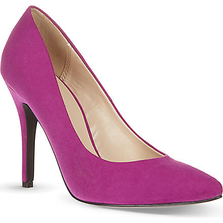 CARVELA Apollo suedette courts (Purple