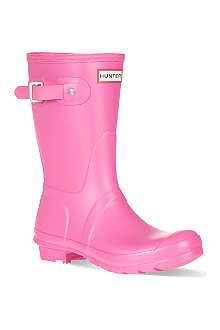 HUNTER Original short wellies