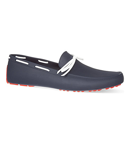 HUNTER Original driving shoes (Navy
