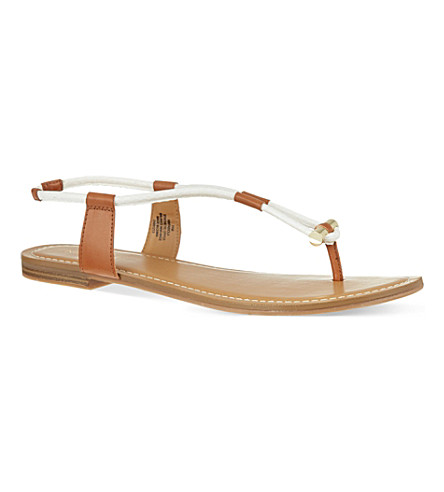 NINE WEST Fabiola sandals (White