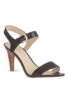 NINE WEST Marybeth leather sandals