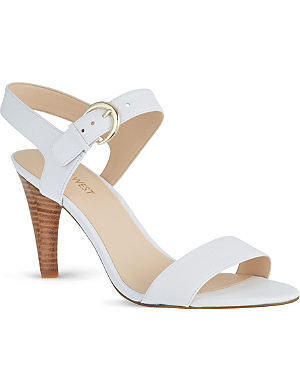 NINE WEST Marybeth leather sandals