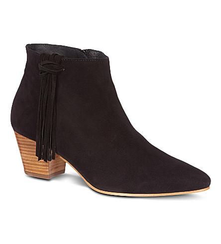 KG KURT GEIGER Shimmy ankle boots (Black