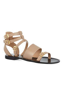 KG BY KURT GEIGER Macie leather sandals