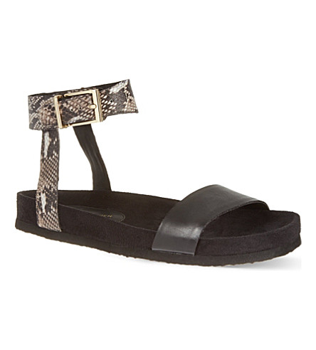 KG KURT GEIGER Marissa sandals (Blk/other