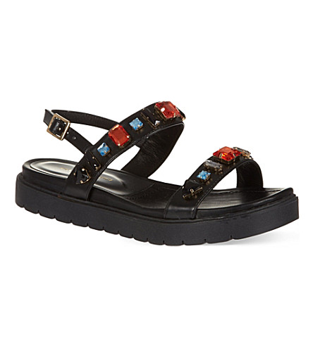 KG KURT GEIGER Nixon sandals (Mult/other