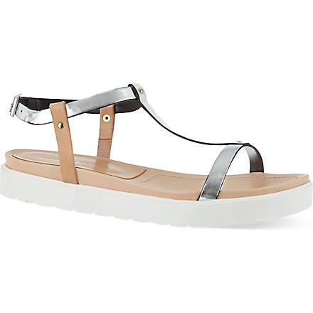 KG KURT GEIGER Neptune sandals (Nude