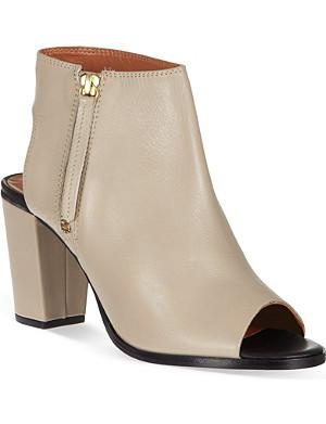 KG KURT GEIGER Nelson leather shoe boots