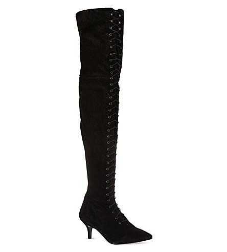 KG KURT GEIGER Watson boots (Black