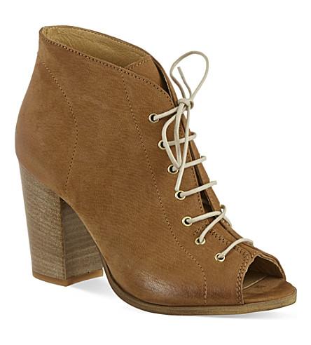 KG KURT GEIGER Selina shoe boots (Rust