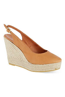 KG KURT GEIGER Melody wedge sandals