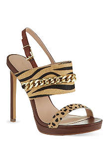 KG KURT GEIGER Hectic high heel sandals