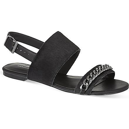 KG KURT GEIGER Magic sandals (Black