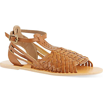 CARVELA Karma sandals (Tan