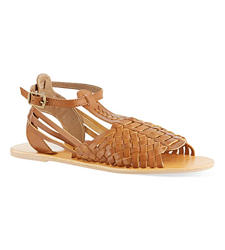 CARVELA Karma sandals (Tan