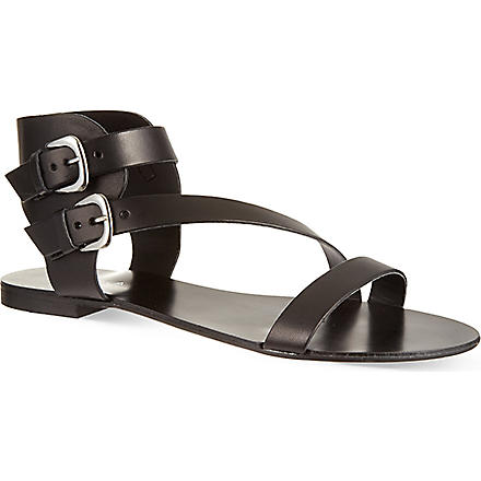 CARVELA Kuddle sandals (Black