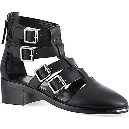 KG KURT GEIGER Sarah ankle boots (Black