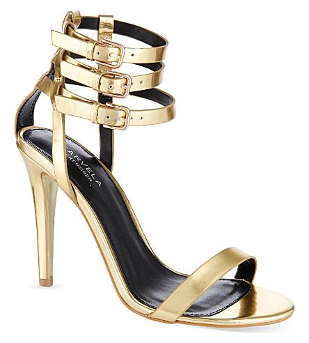 CARVELA Gabriel sandals (Gold