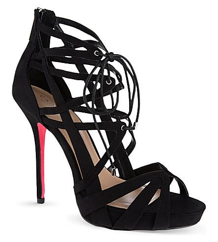 CARVELA Guard sandals (Black