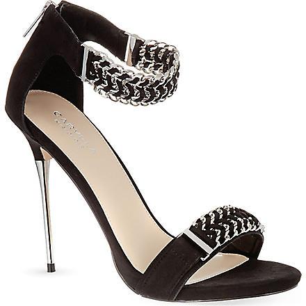 CARVELA Garland sandals (Black