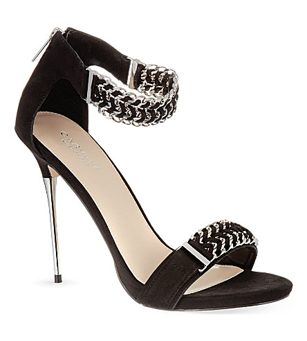 CARVELA Garland sandals (Black