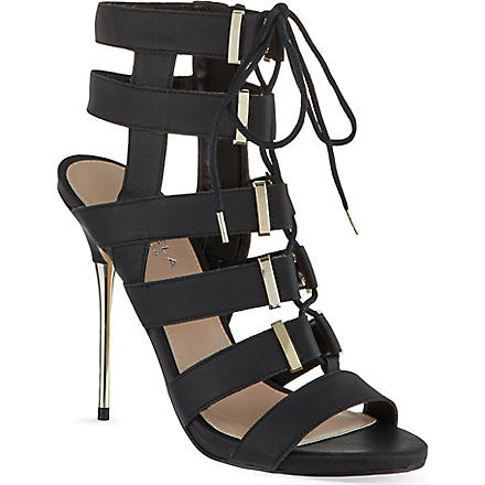CARVELA Gladiator sandals (Black