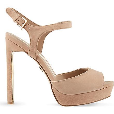 KG KURT GEIGER Hazel sandals (Nude