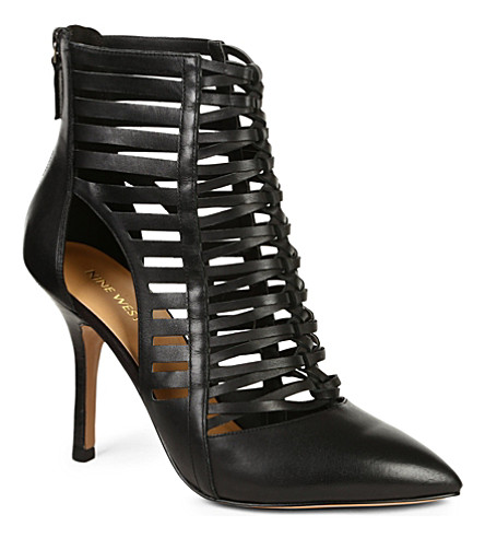 NINE WEST Bessy ankle boots (Black