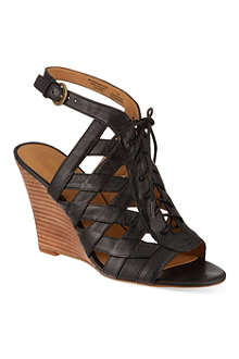 NINE WEST Maxamilian wedge sandals