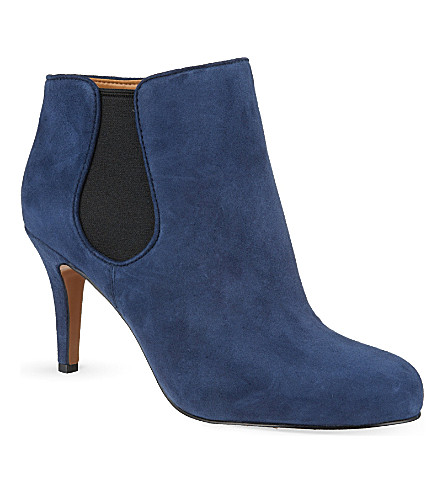NINE WEST Rallify ankle boots (Navy