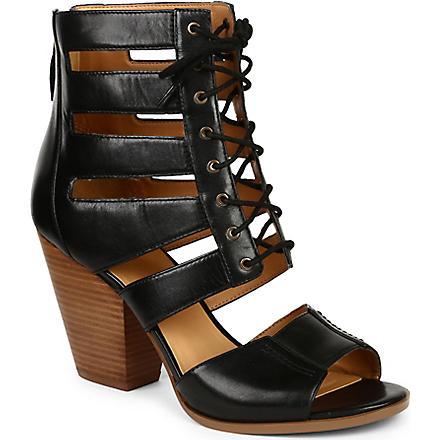 NINE WEST Highland ankle boots (Black