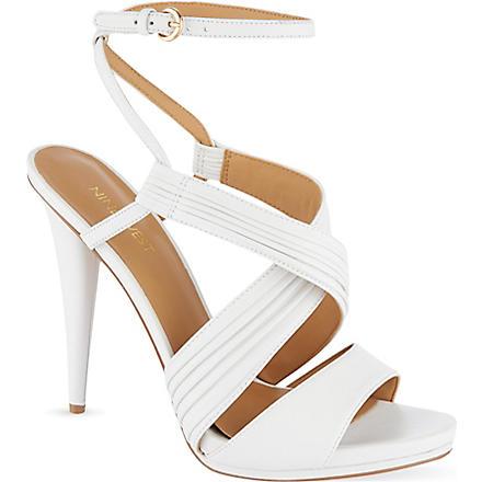 NINE WEST Allysway sandals (White